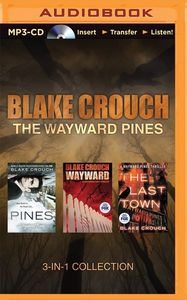 WAYWARD PINES 3 IN 1 COLLECTION