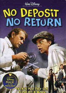 No Deposit No Return (1976)