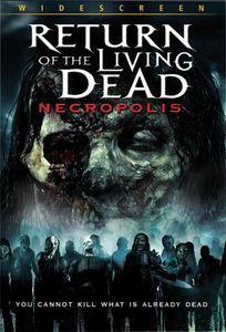 Return of the Living Dead 4-Necropiolis