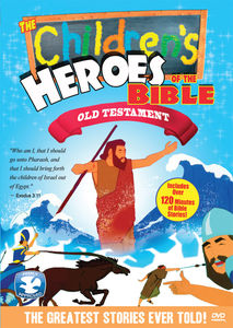 The Children's Heroes of the Bible: Old Testament