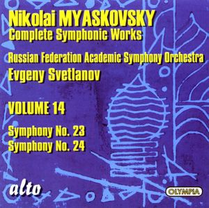 Complete Symphony Suite No. 23 in A minor Op. 56