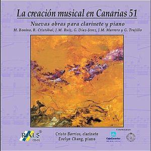 Nuevas Obras Para Clarinete y Piano