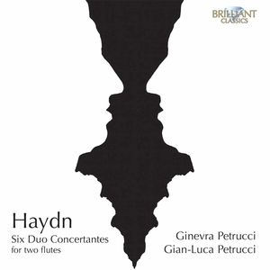 Six Duo Concertantes for Two Flutes