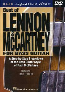 Best of Lennon & McCartney for Bass Guitar