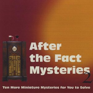 After the Fact Mysteries 2
