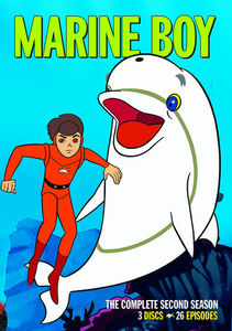 Marine Boy: The Complete Second Season