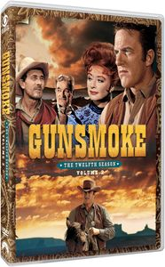 Gunsmoke: The Twelfth Season Volume 2 , James Arness