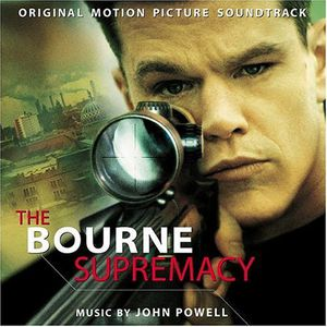 The Bourne Supremacy (Score) (Original Soundtrack)