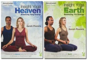 Insight Yoga: Heaven and Earth