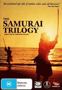 Samurai Trilogy [Import]