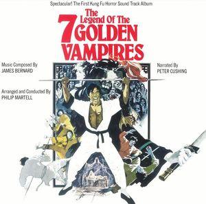 Legend of the 7 Golden Vampires (Original Soundtrack)