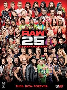 WWE: Raw 25th Anniversary