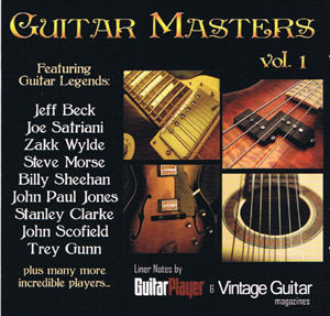 Guitar Masters 1 /  Various