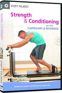 Stott Pilates: Strength & Conditioning on Jumpboard & Reformer DVD, Eng