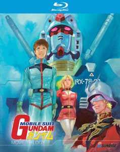 Mobile Suit Gundam Movie Trilogy