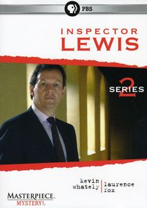 Inspector Lewis: Series 2 (Masterpiece)