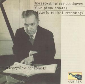 Horszowski Plays Beethoven
