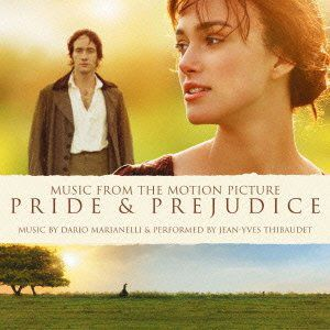 Pride & Prejudice (Music From the Motion Picture) [Import]