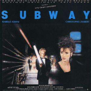 Subway (Original Soundtrack) [Import]