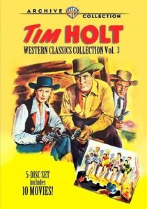 Tim Holt Western Classics Collection: Volume 3