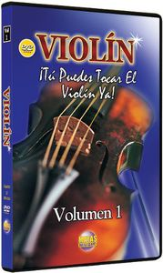 Violin: Volume 1: Spanish Only You Can Play Violin Now: Volume 1
