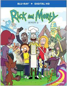 Rick and Morty: Season 2
