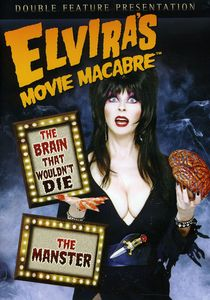 The Brain That Wouldn't Die /  The Manster