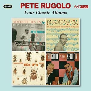 4 LPS - Adventures in Rhythm /  Rugolomania
