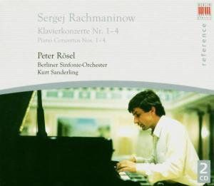 Piano Concertos No 1-4