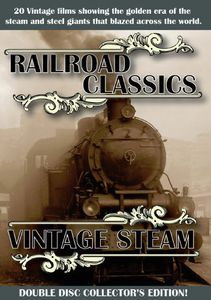 Railroad Classics /  Vintage Stea