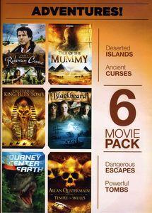 6-Movie Pack-Adventure! Robinson Crusoe