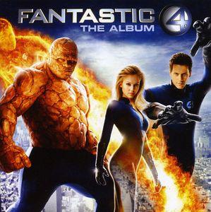 Fantastic Four (Los 4 Fantastico) /  O.S.T. [Import]