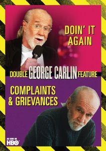 George Carlin: Complaints and Grievances /  Doin' It Again