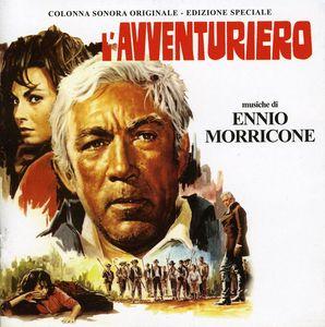 L'Avventuriero (Original Soundtrack) [Import]