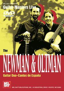 Newman & Oltman Guitar Duo-Cantos de Espana