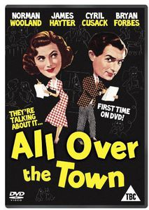 All Over Town [Import]