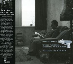 Filmworks Xxiv: Nobel Prizewinner (Original Soundtrack)