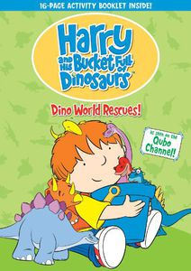 Harry and His Bucket Full of Dinosaurs: Dino World Rescues!