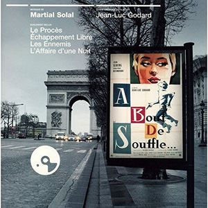 Bof Le Cinema De Martial Solal (Original Soundtrack) [Import]