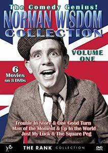 Norman Wisdom Comedy Collection Vol 1