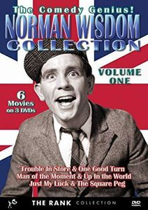 Norman Wisdom Comedy Collection Vol 1