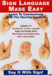 Sign Language Series 1-4