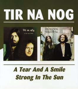 Tear and A Smile/ Strong In The Sun [Import]