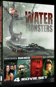 Water Monsters: 4-Movie Set