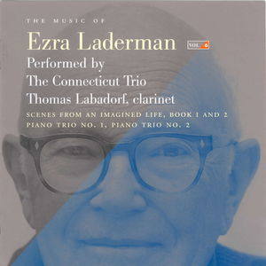 Music of Ezra Laderman 6
