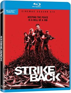 Strike Back: Cinemax Season Six