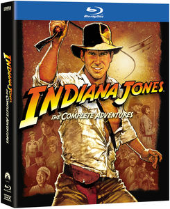 Indiana Jones: The Complete Adventures