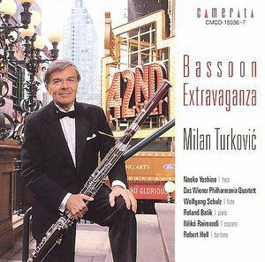 Milan Turkovic Bassoon Extravaganza