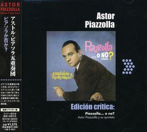 Piazzolla O No [Import]