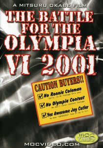 Battle for Olympia 2001
